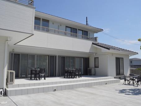 ホワイトスタイル住宅