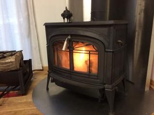 暖炉を住宅に取り入れる