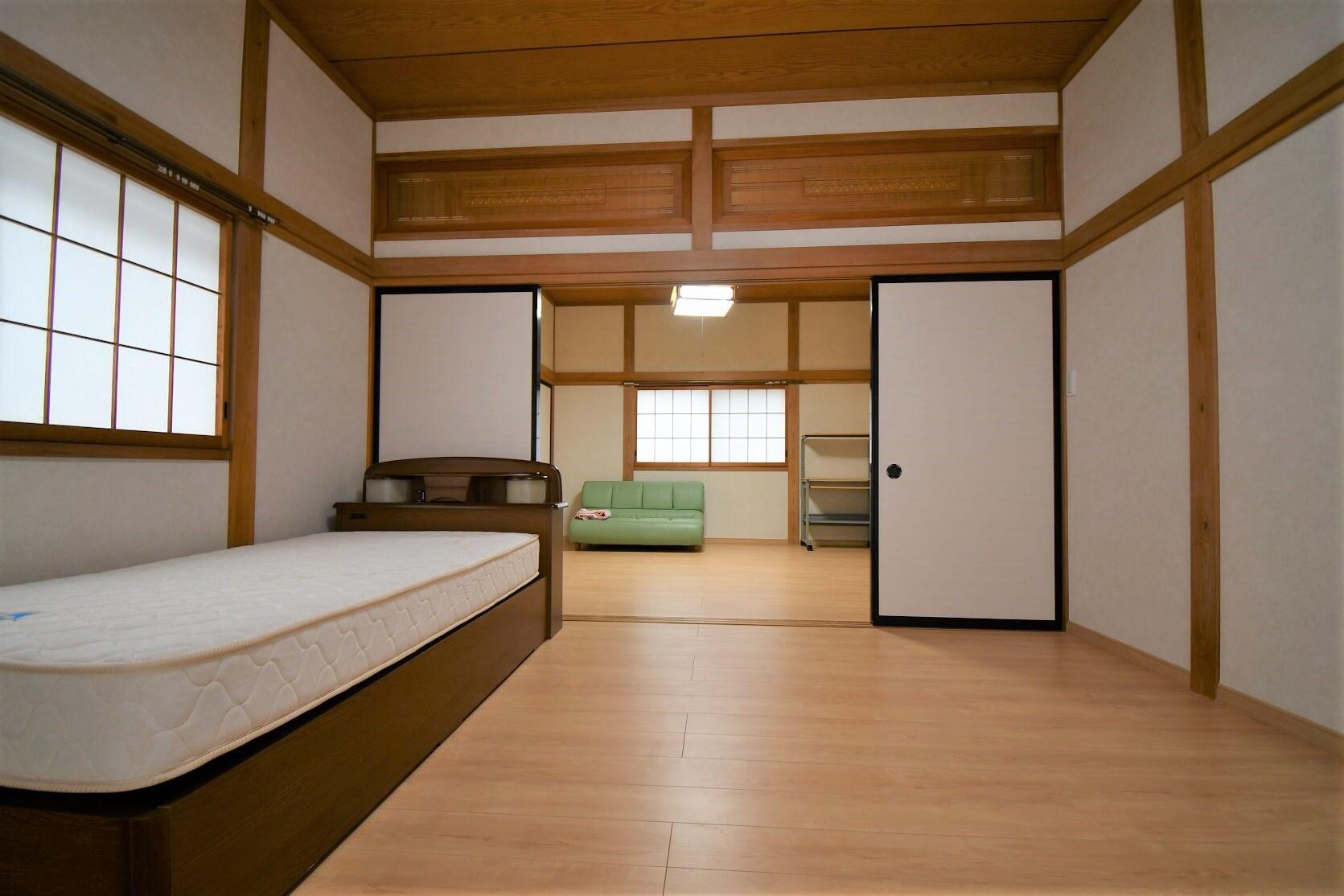 和室after