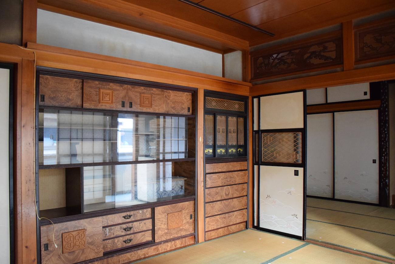 リフォーム・和室 before