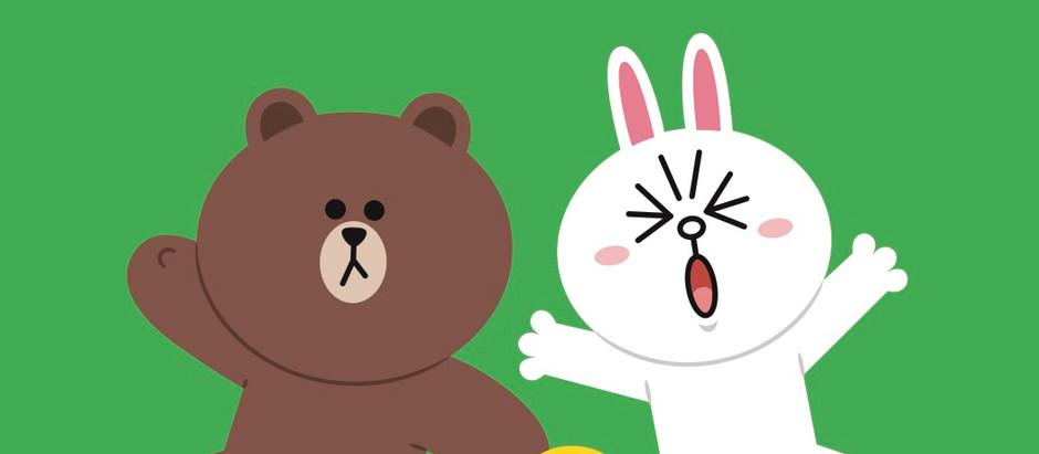 礼のLINE@友だち限定クーポンをゲット!!