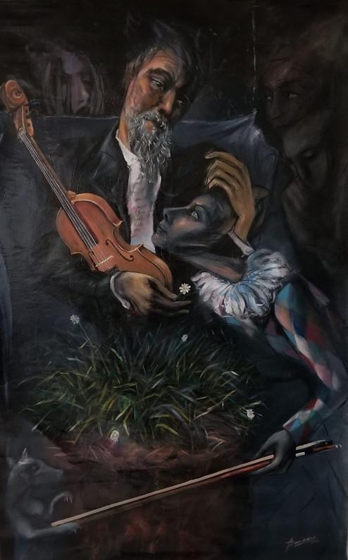 El Maestro y el Arlequin