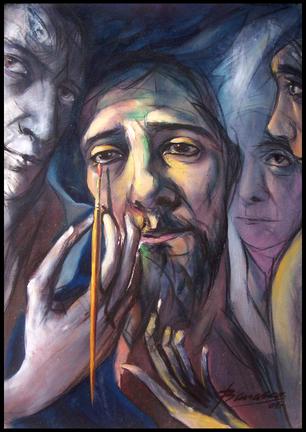 El Hombre que quiso pintar el Silencio