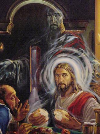 Metempsicosis de Banasco (El Otro Hijo de Dios II) detalle