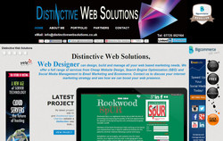 Distinctive Web Solutions