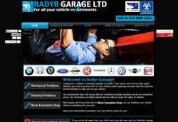 Radyr Garage