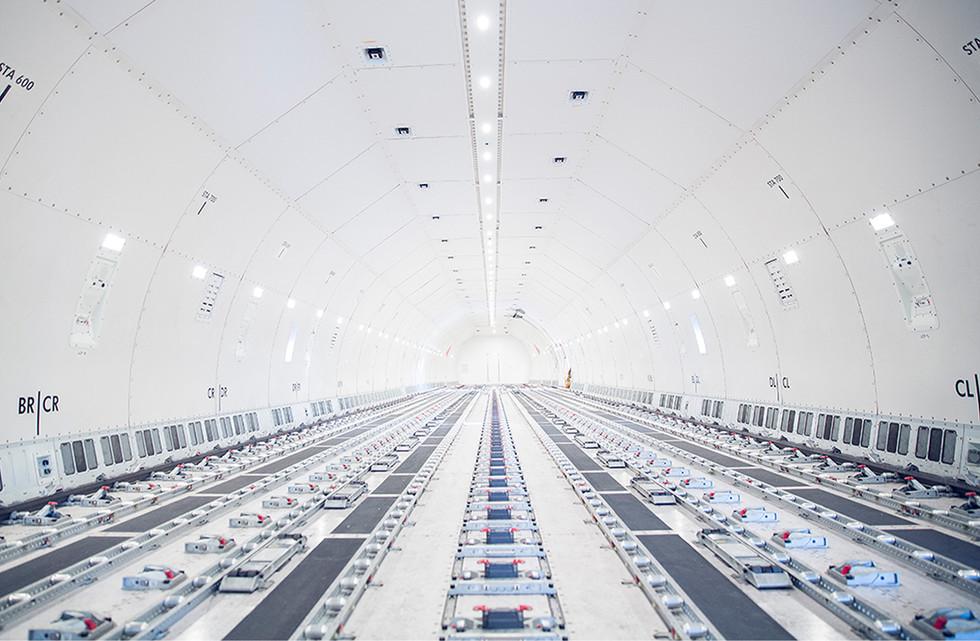 Lufthansa Cargo Magazin