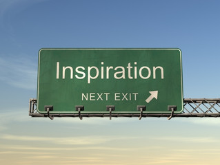 Make A U-Turn: You Missed the Exit for Inspiration