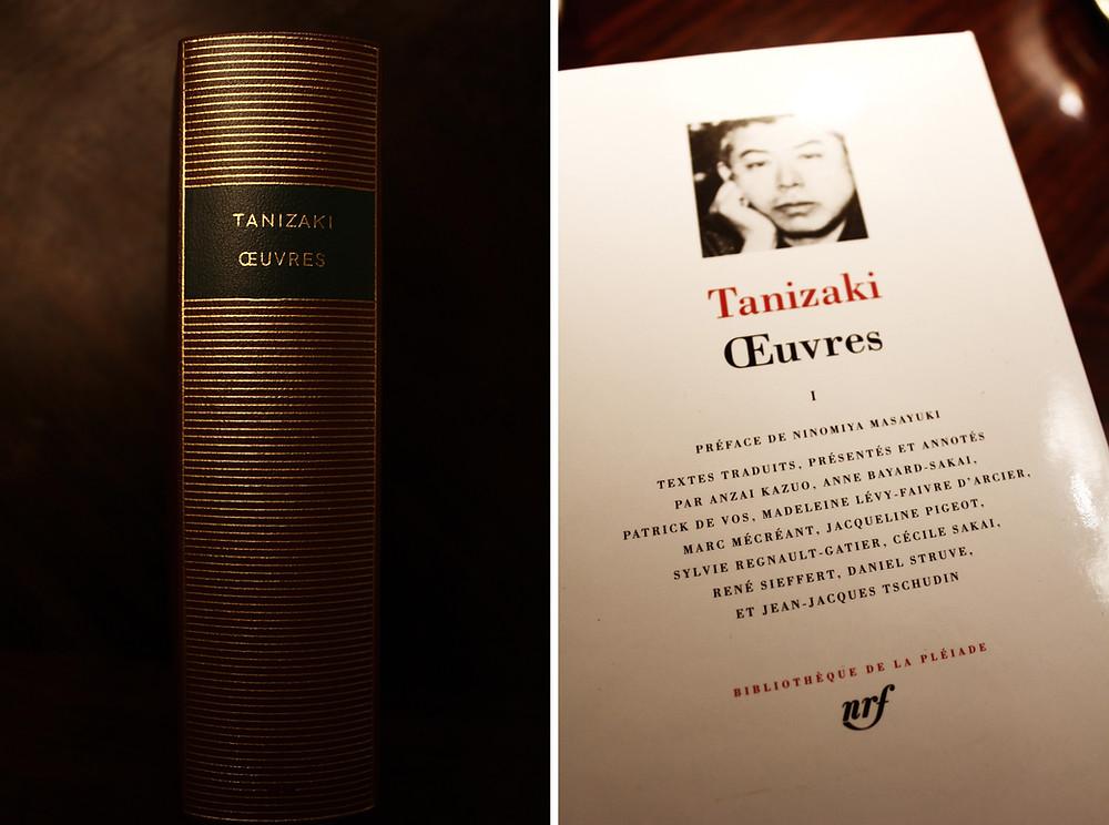 Jun'ichirō Tanizaki, Oeuvres (Volume 1). Bibliothèque de la Pléiade, éditions Gallimard.
