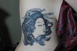 Onna-bugeisha 女武芸者