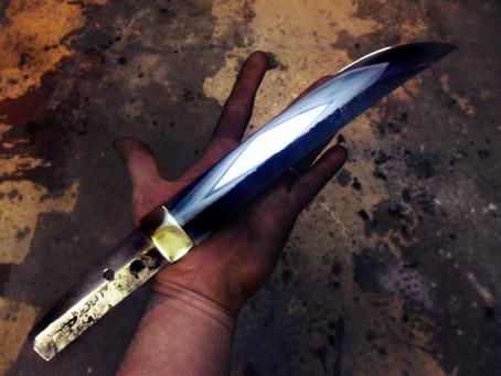 ITO KIRO SAMA, naissance de la lame bleue.