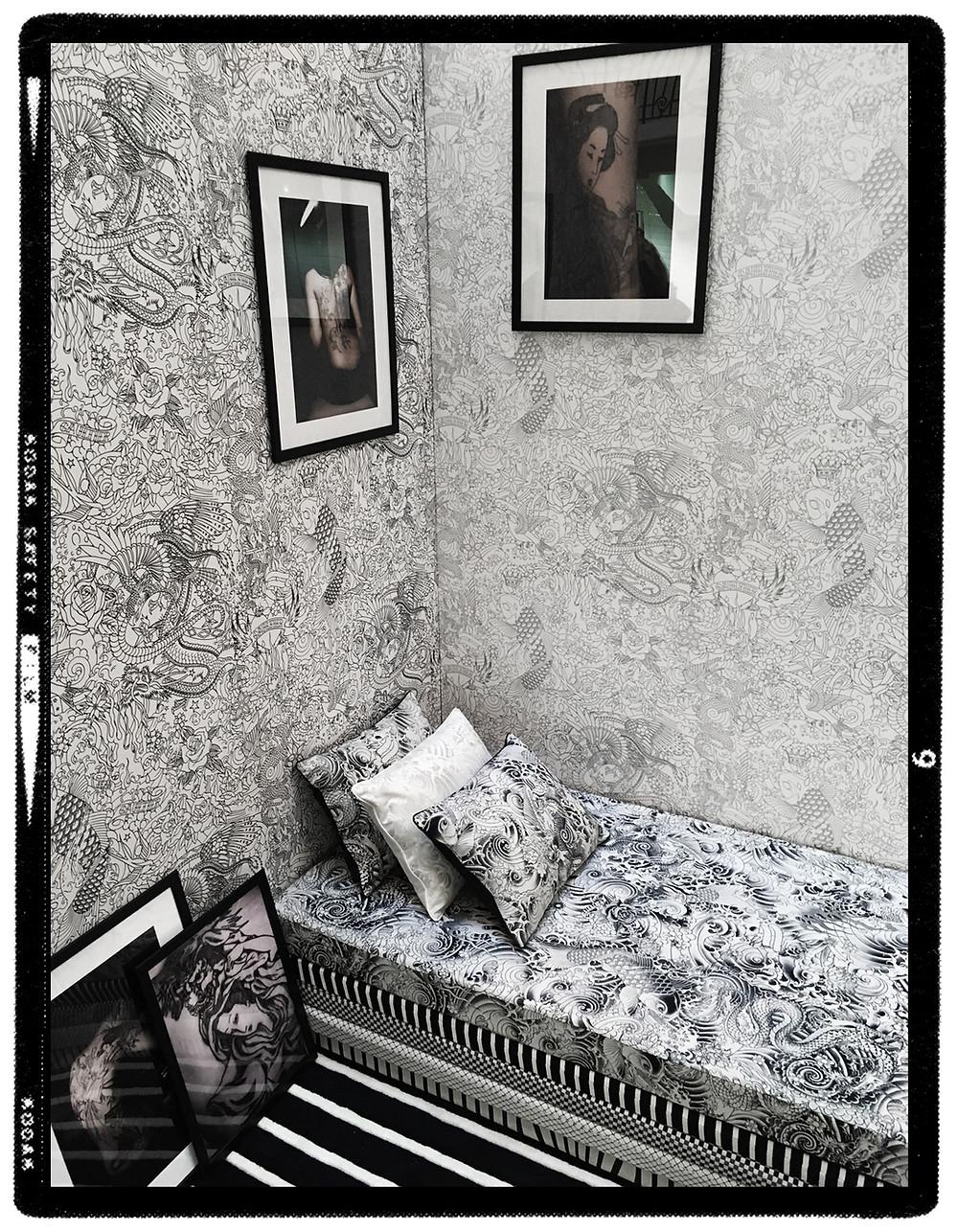 Jean Paul Gaultier, Maison le Lièvre, Tohibiki & Shakki.