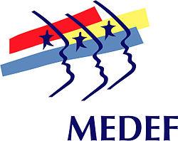 MEDEF formation