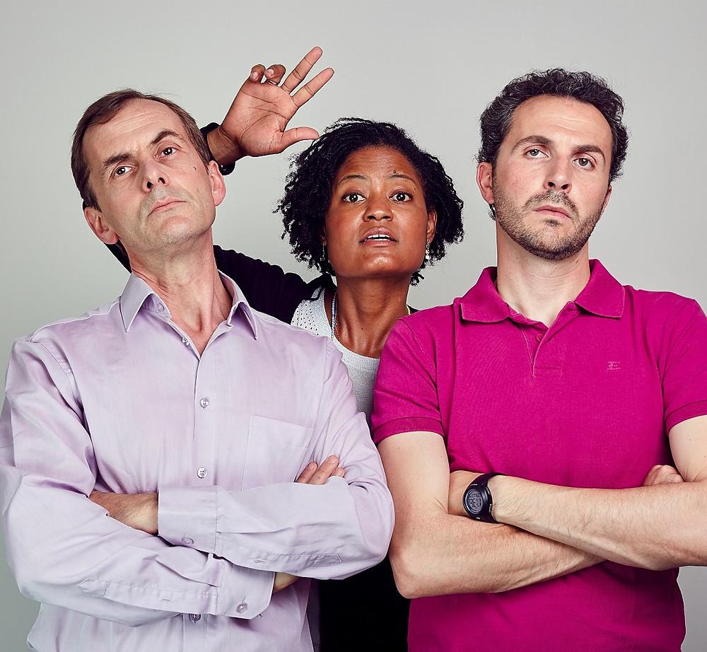 Atelier théâtre d'entreprise et formation : Carrière au féminin? Carrière au masculin?