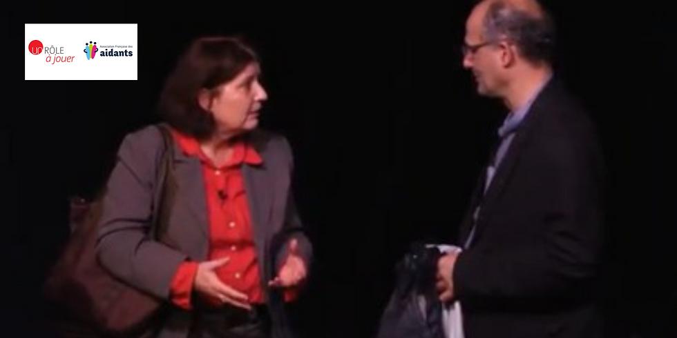 """""""Entreprises, proches aidants… Action !"""" : Web Démo Conférence théâtralisée"""