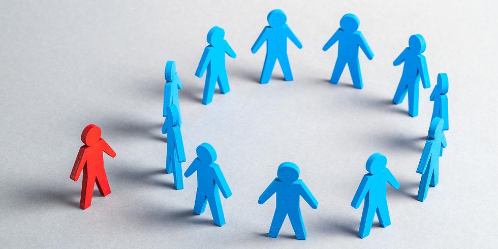 """""""De la non-discrimination à l'inclusion """" : Web conférence théâtralisée"""