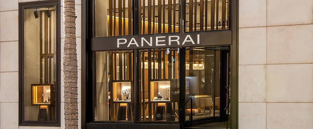 Montre Panerai workshop théâtre d'entreprise