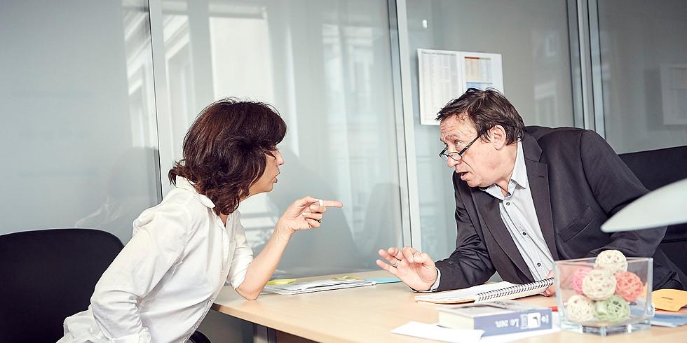 Sexisme ordinaire et harcèlement sexuel : comment en parler ? - Conférence théâtralisée