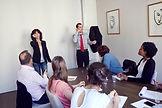 Un rôle à jouer conception, scénarisation sur mesure Formation Manager correspondant handicap