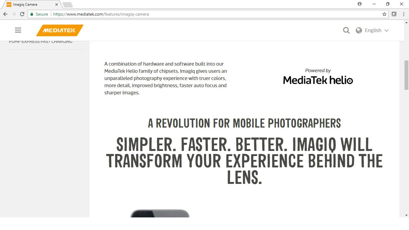 Imagiq Dual Camera 3