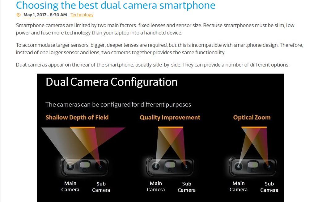 MediaTek DualCamera 2