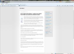 Tetris Interview 2