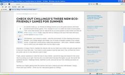 Eco+Friendly+Article+Chillingo