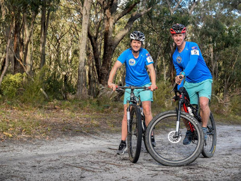A Gippsland adventure racing team have conquered The World's Toughest Race: Eco-Challenge Fiji