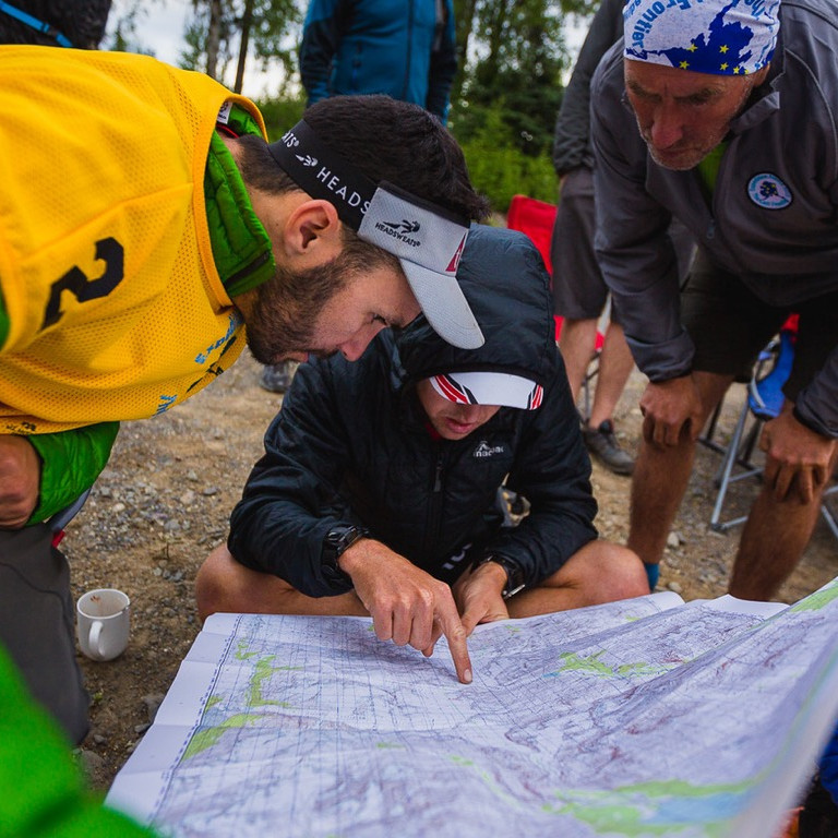 Navigation for Trail Runners - Victoria