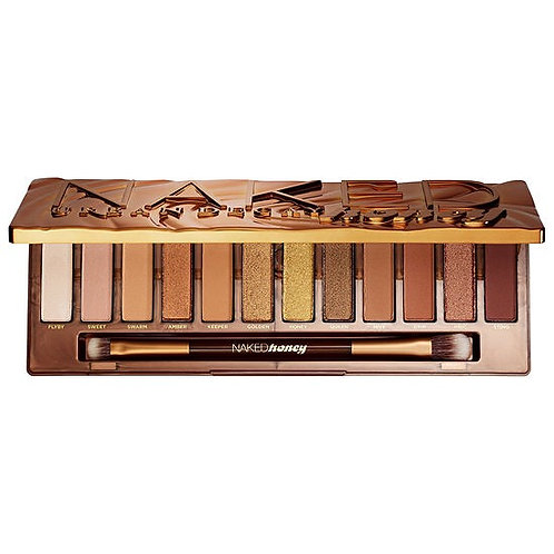 Urban Decay Naked Honey Palette   Cosmetify