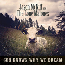 GOD KNOWS WHAT WE DREAM - CD