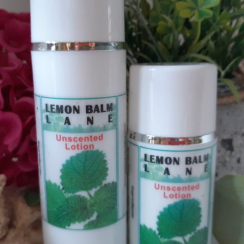 Unscented Lotion - Large