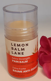 Extra Strength Pain Balm for body pain, arthritis, cramps, back pain, knee paint, joint pain