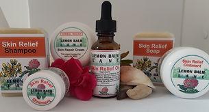Skin Relief & Skin Repair for Ezcema & Psoriasis