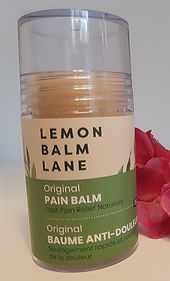 Original Pain Balm for Migraines and Headaches
