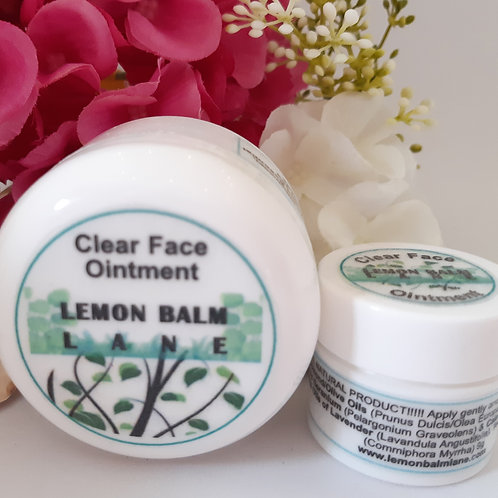 Clear Face Ointment - Large