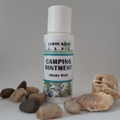 Camping Ointment