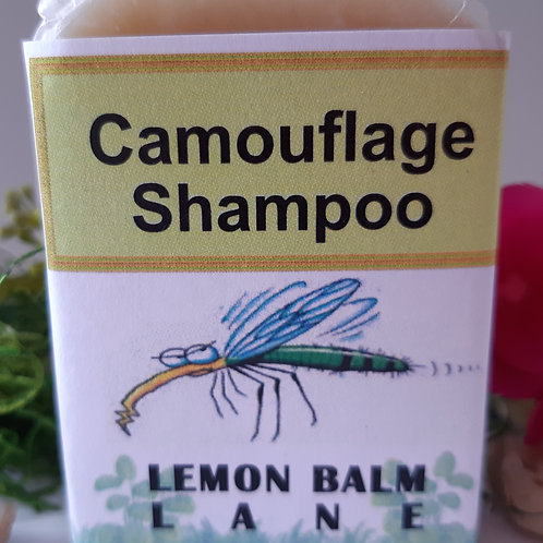 Camouflage Shampoo