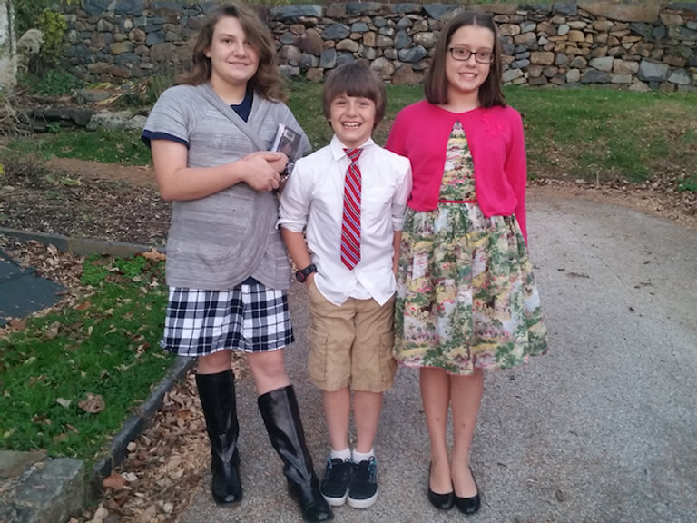 3 kiddos dressed up.jpeg