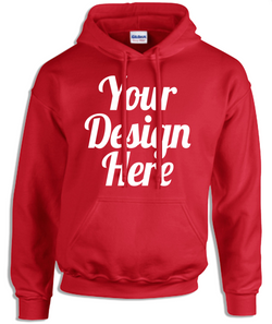 HOODIE YOUR DESIGN HERE