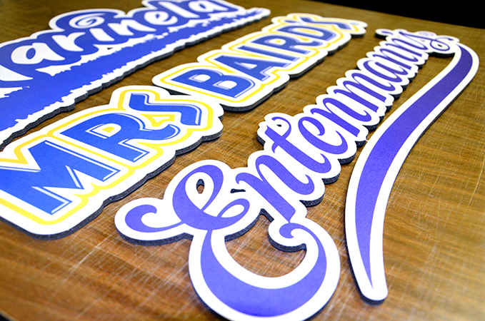 MESQUITE SIGN SHOP