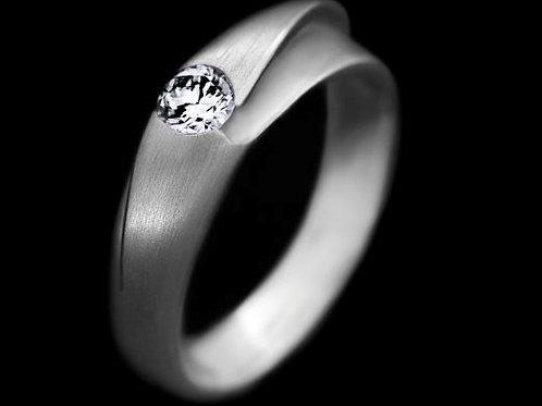 ring weißgold 585