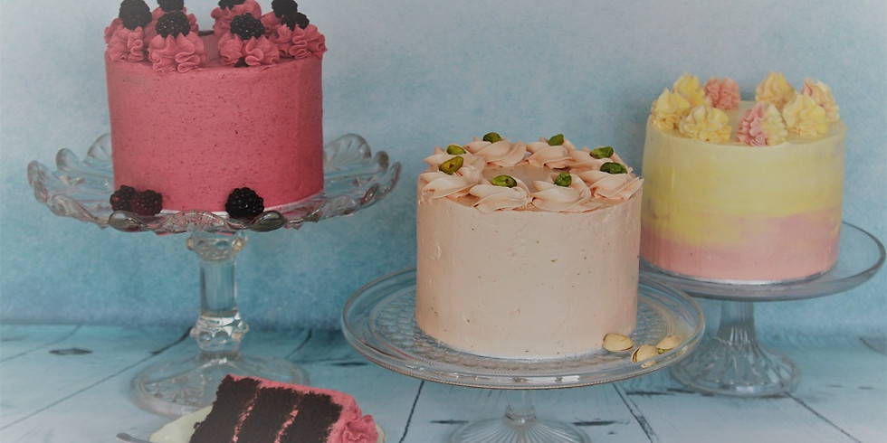 Luscious Layers - The Paste & Puree Edition £145 CLASS FULL