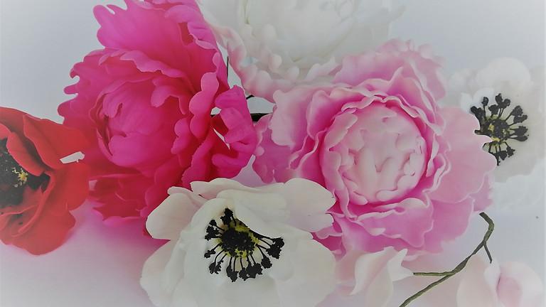 Sugar Flowers Class