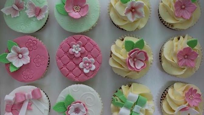 Original Cupcake Class £99