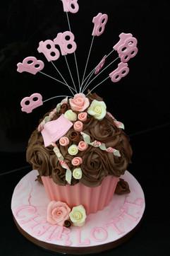 Sarah Thomas - Giant Cupcake12