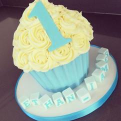 Sarah Thomas - Giant Cupcake2