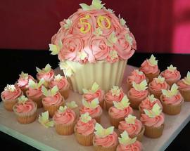 Sarah Thomas - Giant Cupcake9
