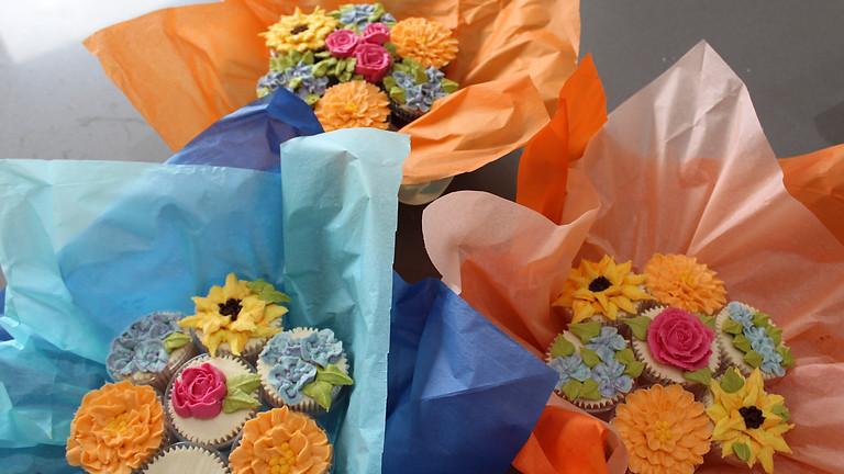 Buttercream Flower Bouquet Class