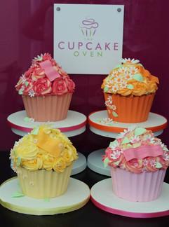 Sarah Thomas - Giant Cupcake6